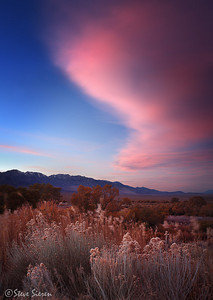Owens Valley Lenticular Cloud