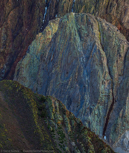 Mt Morrison Sierra Nevada Abrstract 3