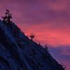 Slopes of Mono Jim Peak - Eastern Sierra Nevada Mountain Range