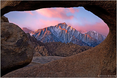 Window to the World Alabama Hills