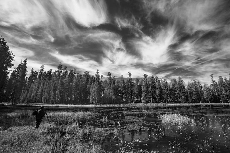 Siesta Lake, Yosemite