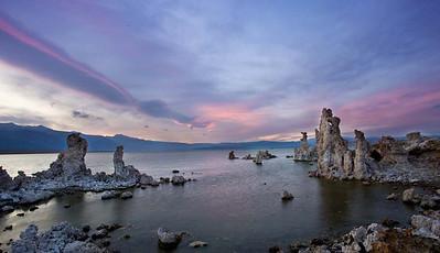 Dusk Over Mono Lake #2