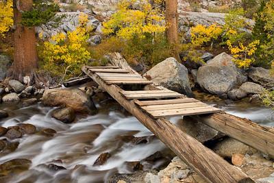 Over the Bishop Creek