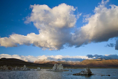 Mono Lake Morning #2