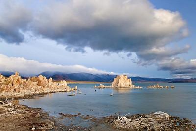 Mono Lake before Dawn