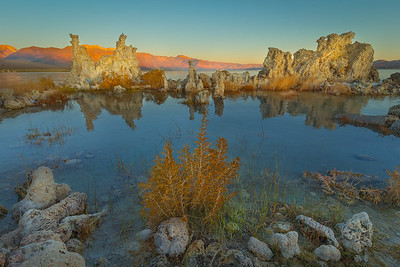 Tufa in Autumn