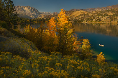 June Lake in October