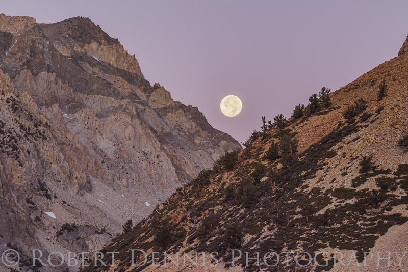 Eastern Sierra, South Bishop Creek, North Lake