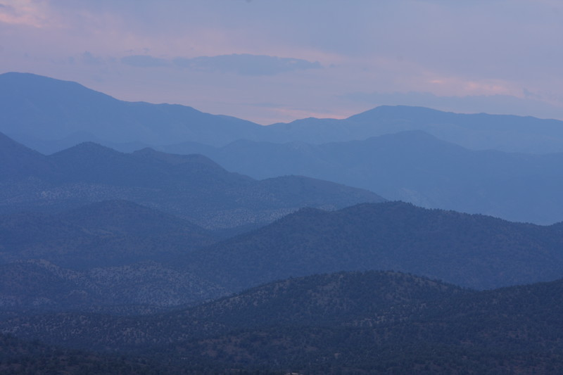 White Mountains, Layered Morning