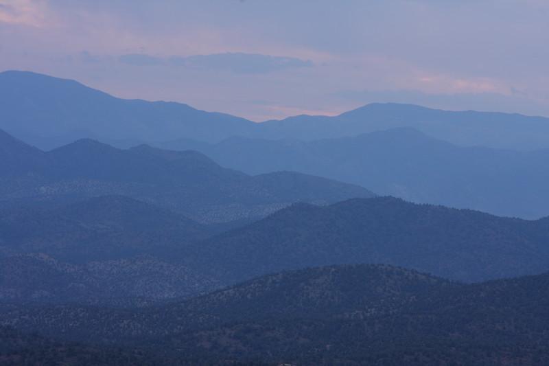 White Mountains, Layered Morning