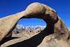 Mobius Arche View  to Mt. Whitney