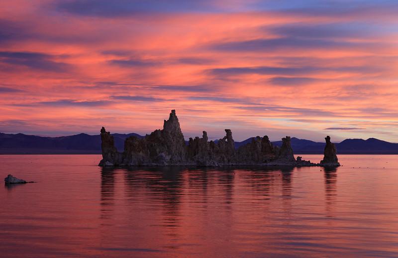 Glorious Sunrise, Mono Lake