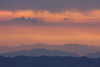 White Mountains, Layered Sunrise