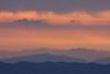 White Mountains, Layered Sunrise