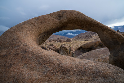Alabama Hills Fall 2017-12