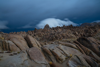 Alabama Hills Fall 2017-10