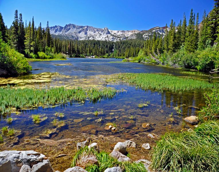 Twin Lakes 11x14