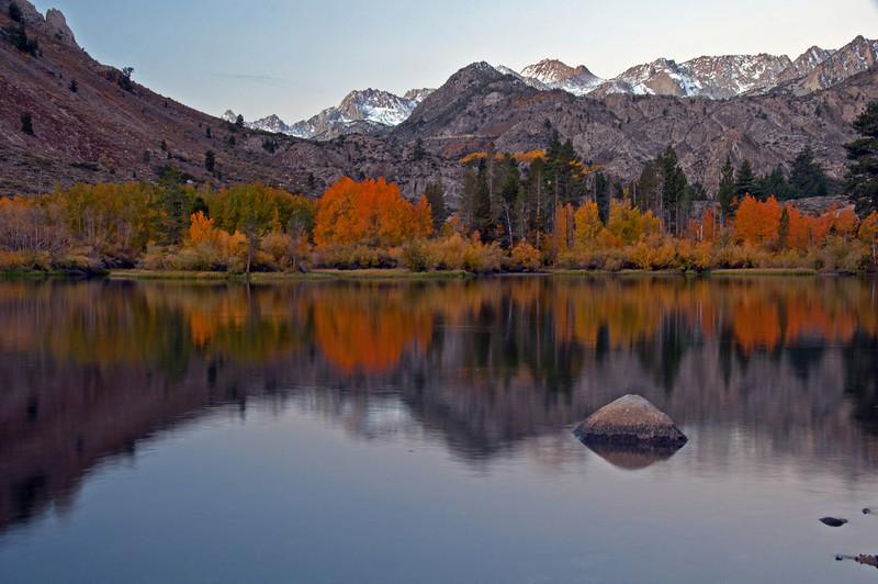 Intake Lake II