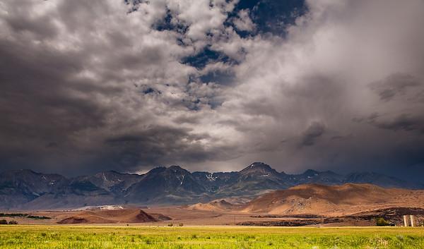 Eastern Sierras, California