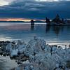 Early light, Mono Lake