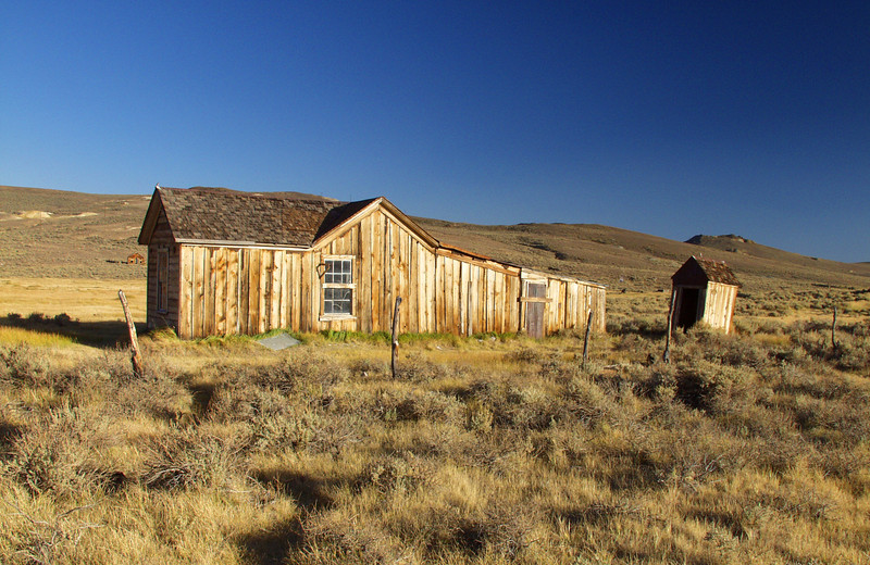 Bodie, CA ghost town