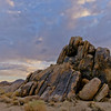 Rock formation in Alabama Hills