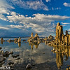Mone Lake South Tufa area at sunset.