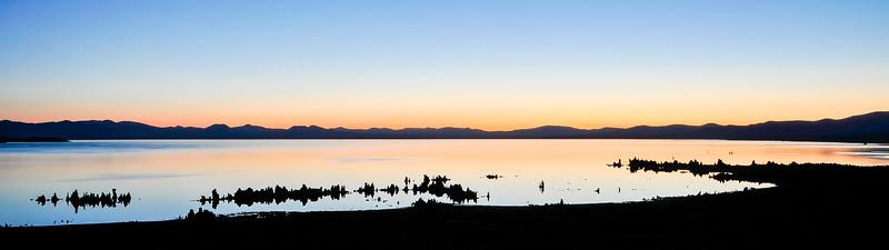 Mono Lake Alpine Glow