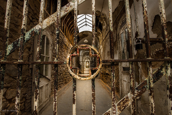 Hospital Wing- Eastern State Penitentiary