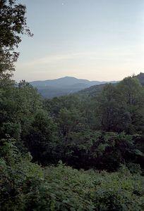 Highlands, North Carolina, June 2001