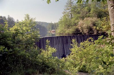 Near Highlands, North Carolina, June 2001