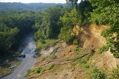 Oxbow Bend, Cuyahoga River near Cuyahoga Falls