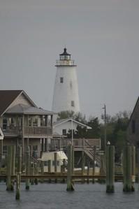 Ocracoke Lighthouse, May 2005