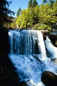 Blackwater Falls, April 2005