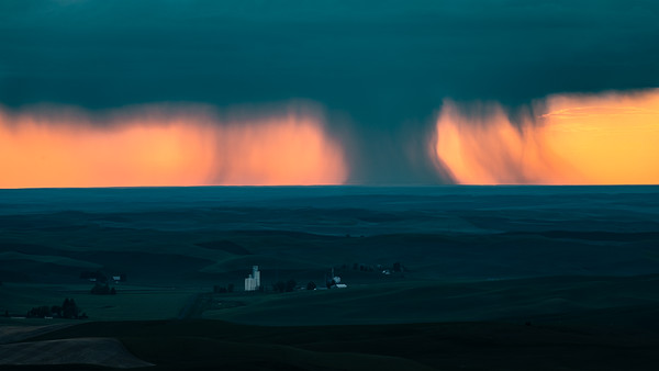 Storm in the West
