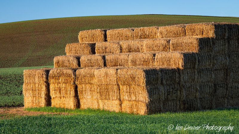 Straw Mountain