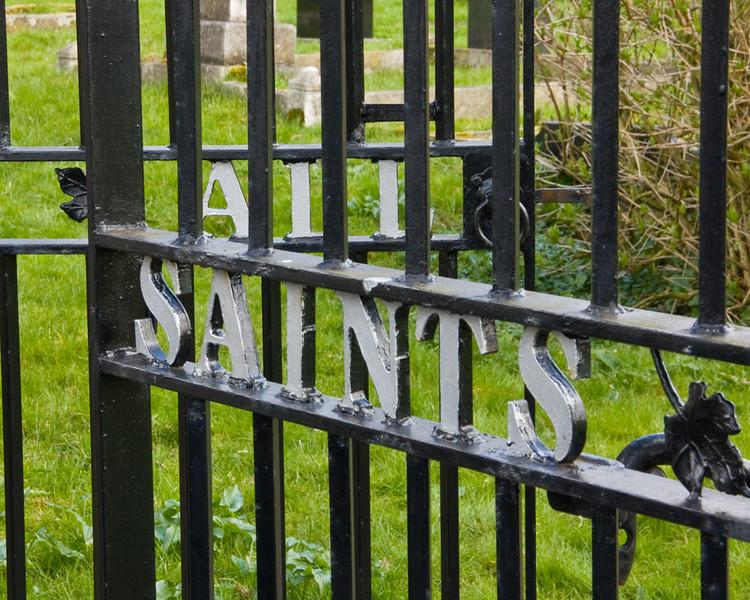 All Saints Church at Estgate in Weardale