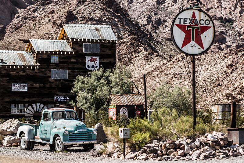 Eldorado Canyon Mine ~ Searchlight, Nevada