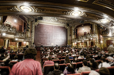 Elgin Theatre (1,500 seater)