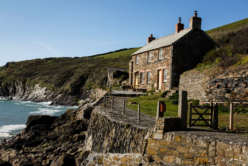 Port Quin, Cornwall