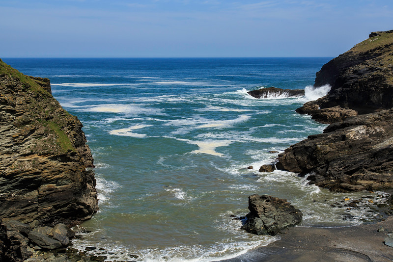 Penhallic Point, Tintagel, Cornwall