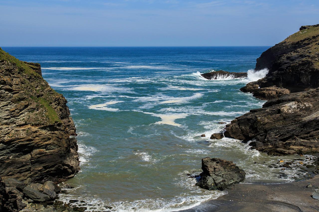 Penhallic Point, Tintagel, Cornwall