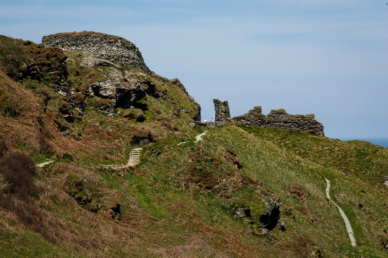 King Arthur's Castle, Tintagel, Cornwall