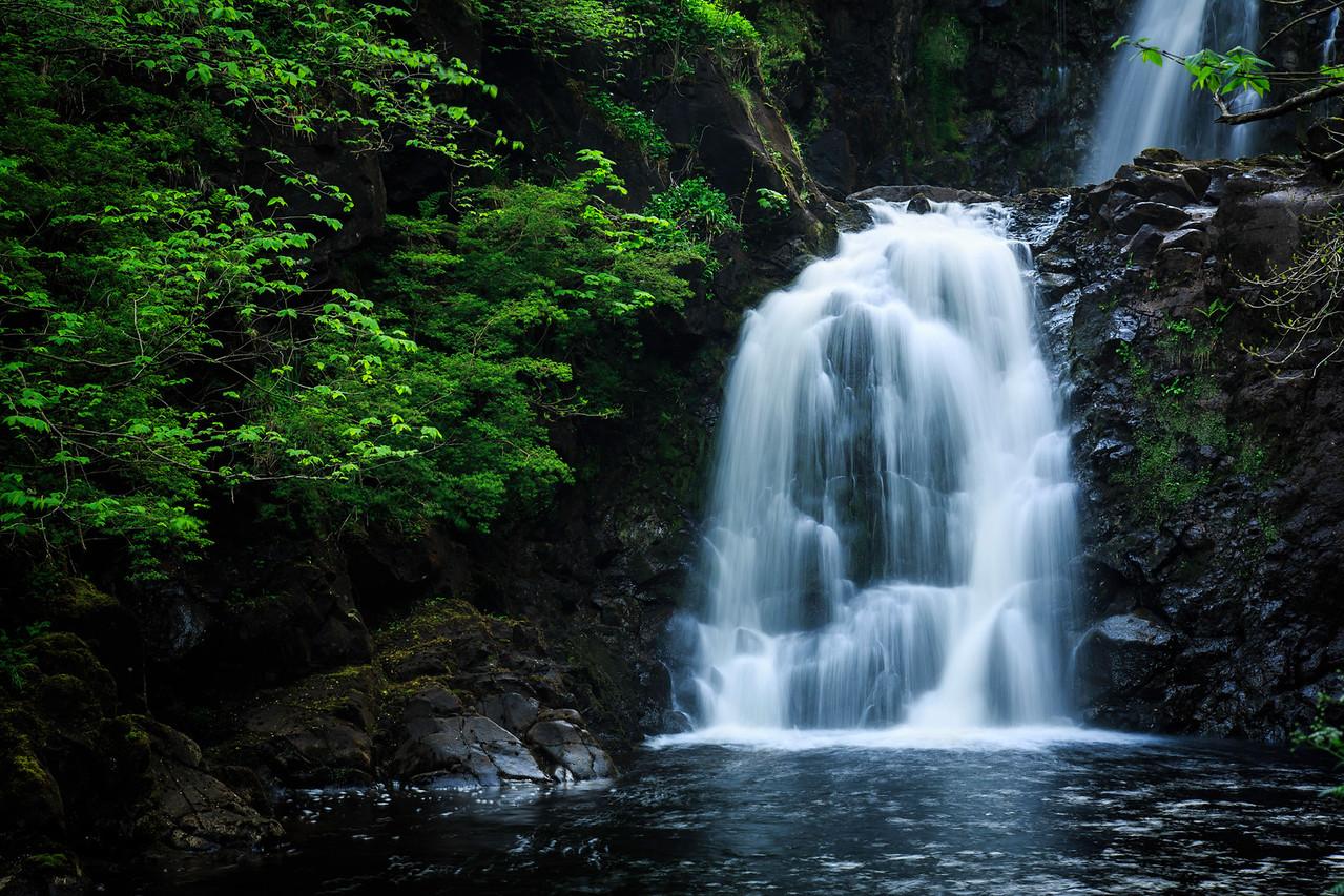 Waterfall in Uig, Isle of Skye