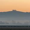 River Avon frosty/misty sunrise from nearby Swineford 29/12/16