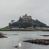 St Michael's Mount photobombed 4/11/16