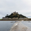 St Michael's Mount and Causeway 4/11/16