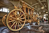 Royal Carriage, The Mews, London, England