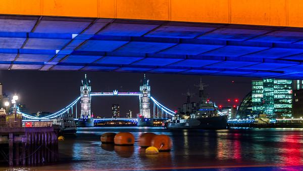Bridge in bridge