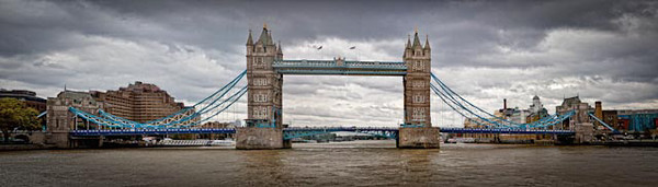 The Tower Bridge, London, Englnad